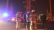 Пожары в поселке Нижний Цасучей на юге Забайкальского края