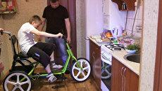 Велосипед для Никиты, или Как подарить надежду мальчику с ДЦП