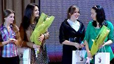 Дети-иностранцы соревновались в знании русского языка
