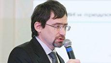 Генеральный директор ВЦИОМ Валерий Федоров. Архив