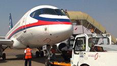 Российский конкурент Боинга впервые представлен на авиасалоне в Индии