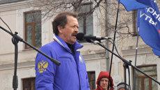 Участник митинга на Дальнем Востоке декламировал со сцены стихи о Путине
