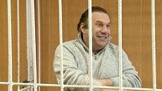Батурин явился на судебное заседание в хорошем настроении