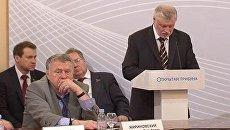 Депутаты в поисках новой формулы прозрачных выборов