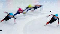 Зимняя юношеская Олимпиада - 2012. Шорт-трек. Эстафета