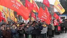 Митинг в Брянске