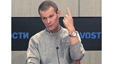LIVE: Летчик Садовничий о судебном процессе и своем освобождении