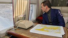 Рабочая поездка Д.Медведева в Республику Саха (Якутия)