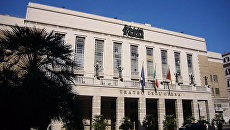 Здание Римского оперного театра