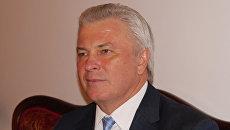 Глава Бурятии Вячеслав Наговицын. Архив