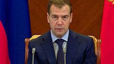 Медведев объяснил, почему РФ не пропустила резолюцию Совбеза ООН по Сирии