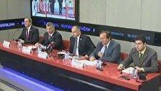 Итоги визита делегации Совета Федерации РФ в Сирию