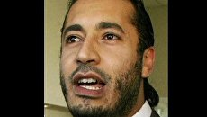 Сын Каддафи Саади сбежал в Нигер