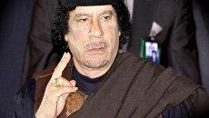 Каддафи и его сын могут находиться в корпусе бронетехники в Нигере