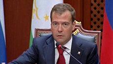Медведев намерен оставить военную базу РФ в Таджикистане еще на 49 лет