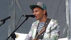 Мумий Тролль пошел на рекорд, выступив с концертом во Владивостоке