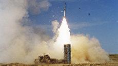 Мобильная многоканальная зенитная ракетная система С-300 ПМУ-1