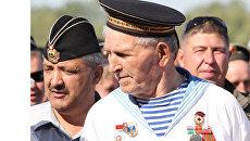 День ВМФ в Омске