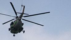 Вертолет «Ми-8». Архивное фото
