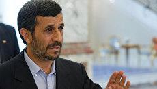 Махмуд Ахмадинежад. Архивное фото