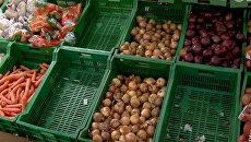 Огуречный скандал опустошает прилавки московских супермаркетов