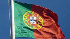 Флаг Португалии. Архив