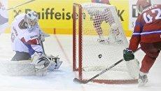 Сборная России по хоккею проведет третий мачт в рамках ЧМ 3 мая