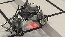 Собранные на коленке роботы справляются со сложными заданиями