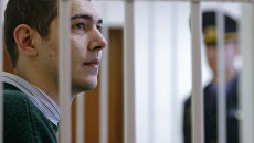 Судебное заседание над Иваном Гапоновым и Артемом Бреусом в Минске