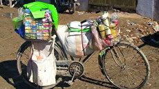 Нужно построить завод, а не запрещать пластик – продавец в Кабуле