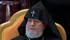 Верховный Патриарх и Католикос всех армян Гарегин II, архивное фото