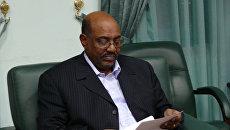 Президент Судана Омар аль-Башир. Архивное фото