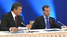 Медведев и Янукович решили улучшать отношения через транспортные коридоры