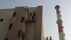 Атомная электростанция в Бушере (Иран). Архив