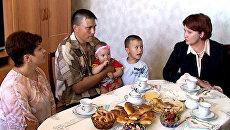 Елена Скрынник обсудила проблемы села за чашкой чая