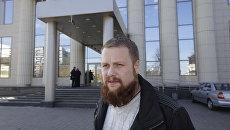 Лидер организации Славянский союз Дмитрий Демушкин. Архив.