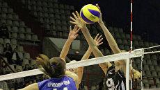 Женский волейбол в Омске