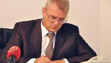 Иван Белозерцев. Архивное фото