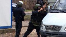Уничтожение боевиков в Казани. Кадры спецоперации