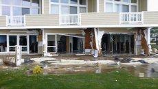 Каким увидели Нью-Джерси его жители после урагана Сэнди