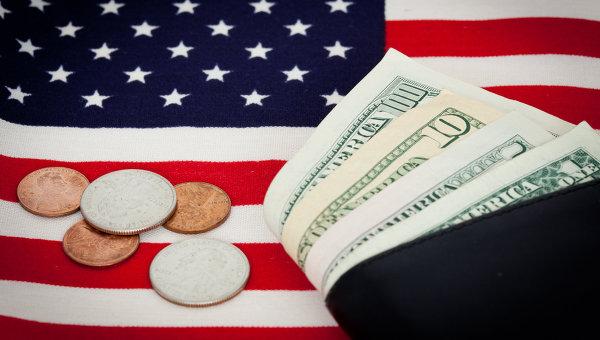 Американские деньги, архивное фото
