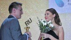 РИА Новости получило золотые статуэтки Премии Рунета 2012 в пяти номинациях