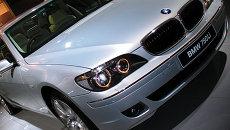 Автомобиль BMW. Архивное фото