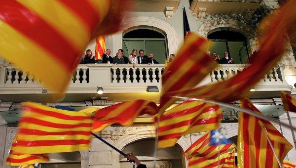 Каталония. Архивное фото.
