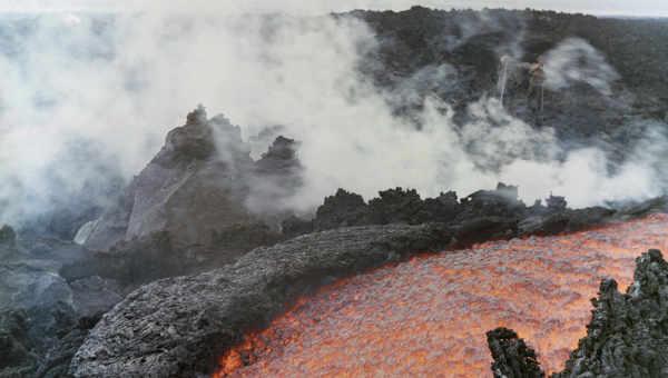 Извержение вулкана Тоба чуть не уничтожило людей 73 тысячи лет назад
