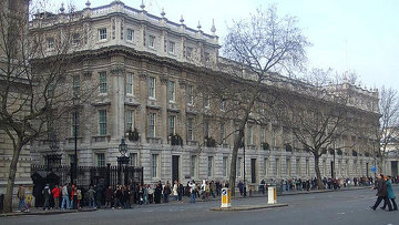 Форин-офис в Лондоне. Архивное фото