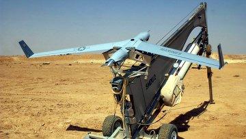 Американский беспилотный летательный аппарат (БПЛА). Архивное фото