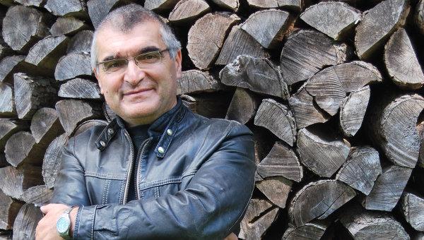 Олег Самородний, журналист (Эстония)