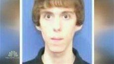 Изображение Адама Ланза, расстрелявшего 27 человек в начальной школе Сэнди Хук в городе Ньютаун штата Коннектикут