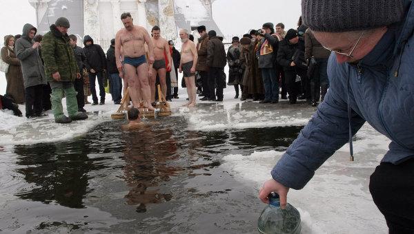 Можно ли употреблять алкоголь в крещение господне